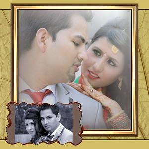 Deepak weds Rekha