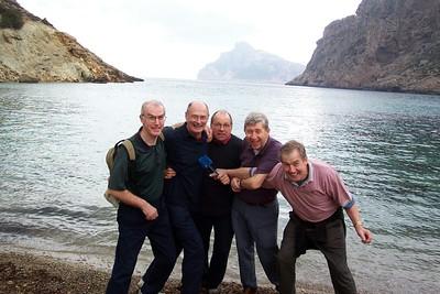 Majorca 2002 Kinver Old Boys