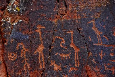 V bar V Ranch Petroglyph Site