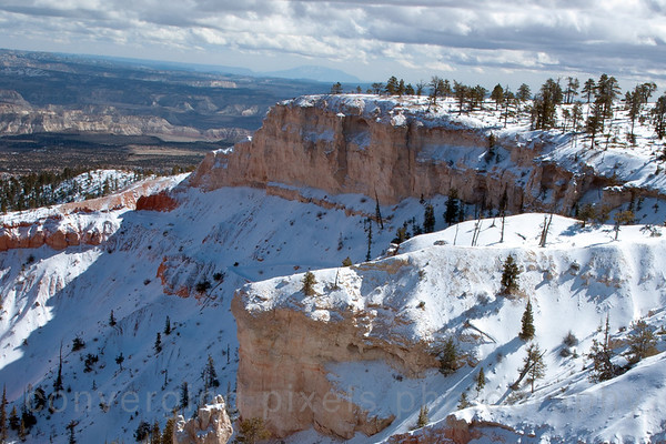 Bryce Point, Bryce National Park,Utah 1732
