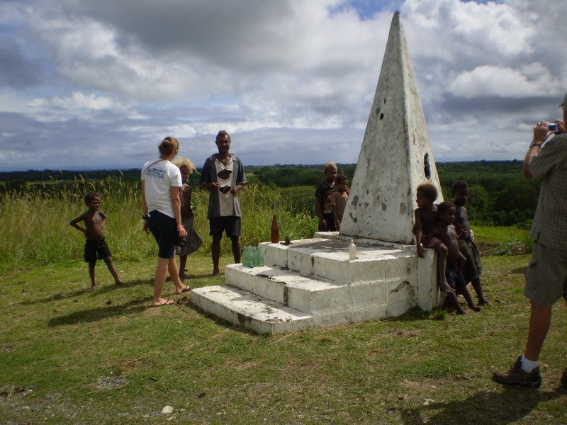 Guadalcanal Memorial - William Howarth