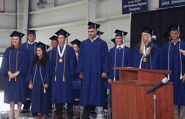 Clinton Christian Graduation