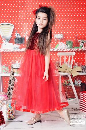 Christmas Candy Shop - Dani Geddes