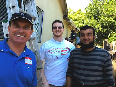 Abrahamic Reunion Community Service Saratoga 2016