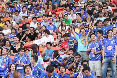 Chiang Mai Tigers v Phayao Lakers