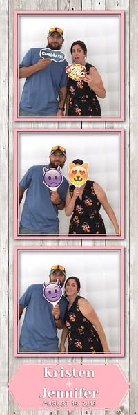 Kristen & Jennifer's Wedding (08/18/18)