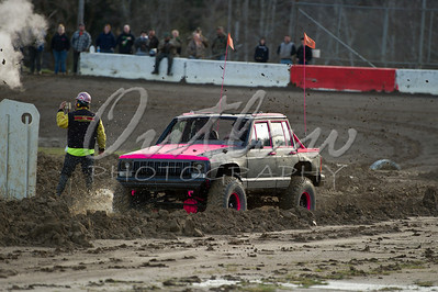 Coos Bay Speedway - Mud Drags - March 17, 2012