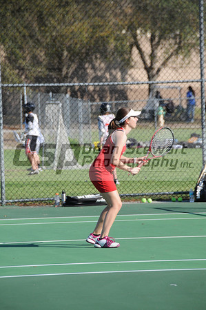 Lake Brantley Girls Tennis 2-28-12