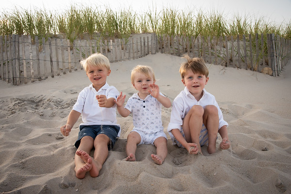 Eyerman Family Beach Shoot