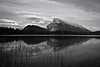 """""""Celebrations III"""", Canada Day at Vermilion Lakes, Banff National Park."""