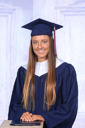 Cap and Gown  -  Karina