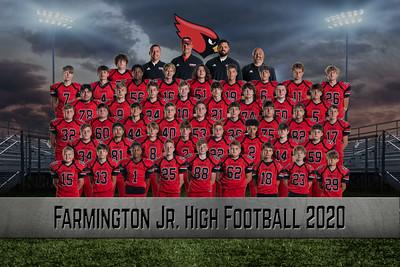 Farmington Jr High Football