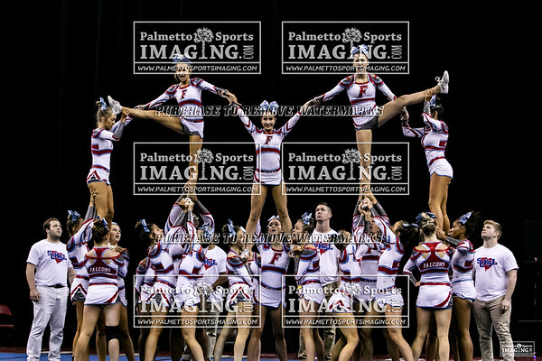 AC Flora-2019 Cheerleading Championship