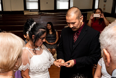 Armando & Enriqueta Get Married