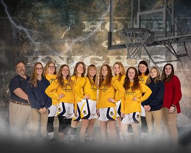 EHS Girls Basketball 2020