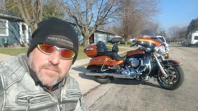 Post Turkey Day Ride.