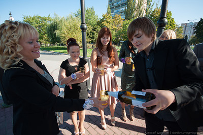 2012-09-29 - Kolesnik family wedding