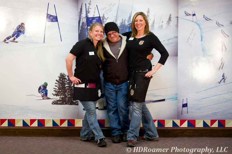 Valerie Michalak, Steve Humphrey & Lanie Ohmart