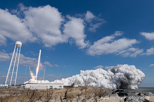 February 20, 2021: Antares, NG-15