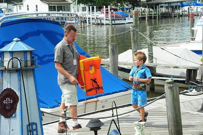 On Papa's Pontoon Boat, 2011
