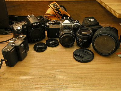 From the Archives: The Tale of my First Digital Camera