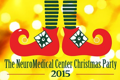 The Neuromedical Center Christmas Party 12/18/15