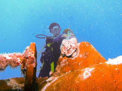 Dive/Cayman Salvager & Vandenberg Wrecks/Key West/FL - Nov., 2011