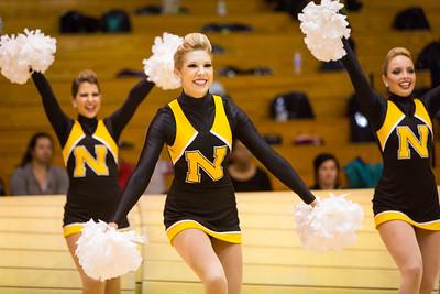 NKU Cheer and Dance Showcase 1-12-2015
