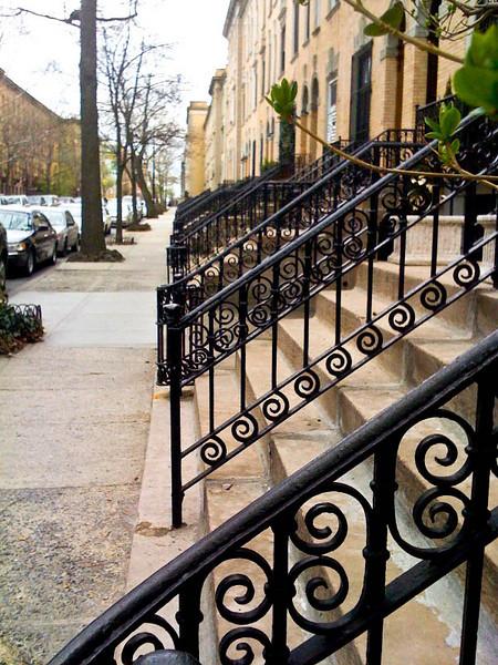 Striver's Row, Harlem, NYC