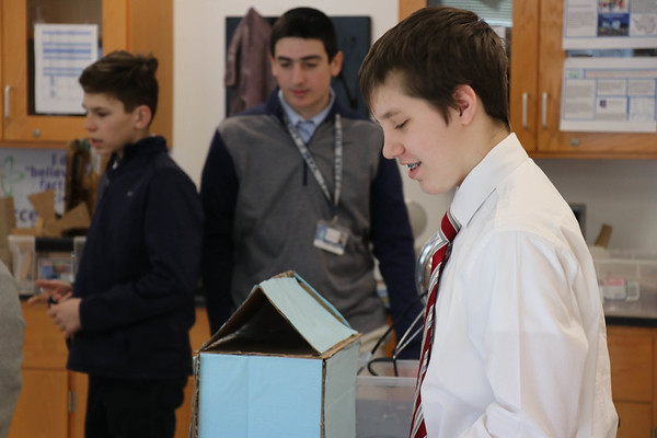 8th Grade Science Presentations Preparation