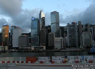 Hong Kong, China-NOT MINE