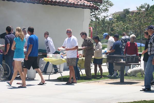 2010 Summer Church BBQ