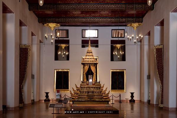 Phra Wiman - Issaravinitchai Royal Hall