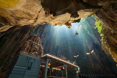 Batu Cave, Malaisie