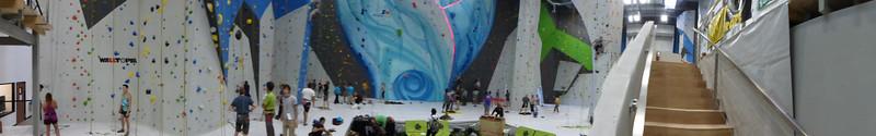 SenderOne Gym Grand Opening, June 14-15, 2103
