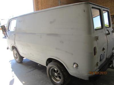 Vanner68's Chevy Van-O-Rama