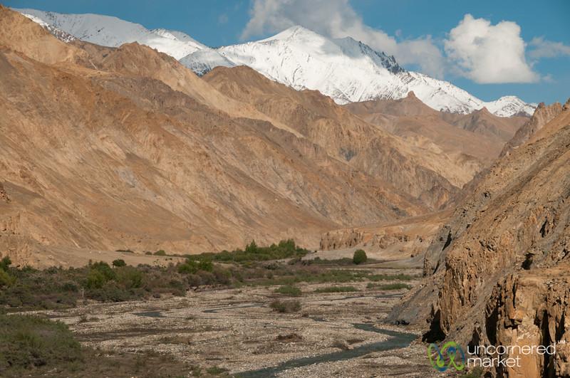 Trekking Along the River from Skyu to Markha - Ladakh, India