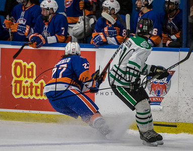 Okotoks Bow Mark Oilers vs New York Jr. Islanders