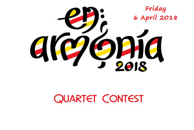2018-0406 SABS -Friday Quartet Contest