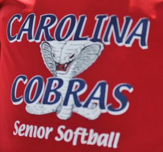 Carolina Cobras vs Cyclones 60's
