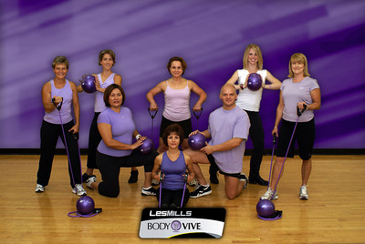 Desoto Athletic Club BODY VIVE (August 2007)