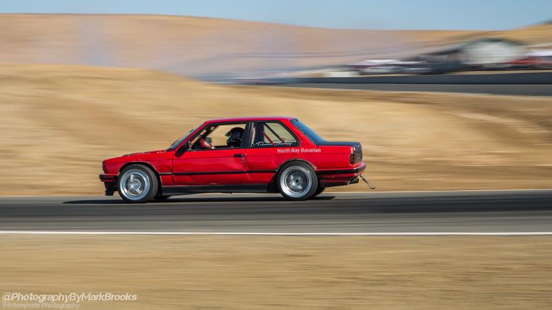 Golden Gate Drift 9-20-15 Thunderhill
