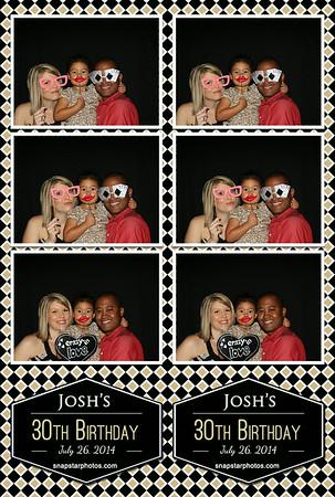2014-07-26 Josh's 30th Birthday Party
