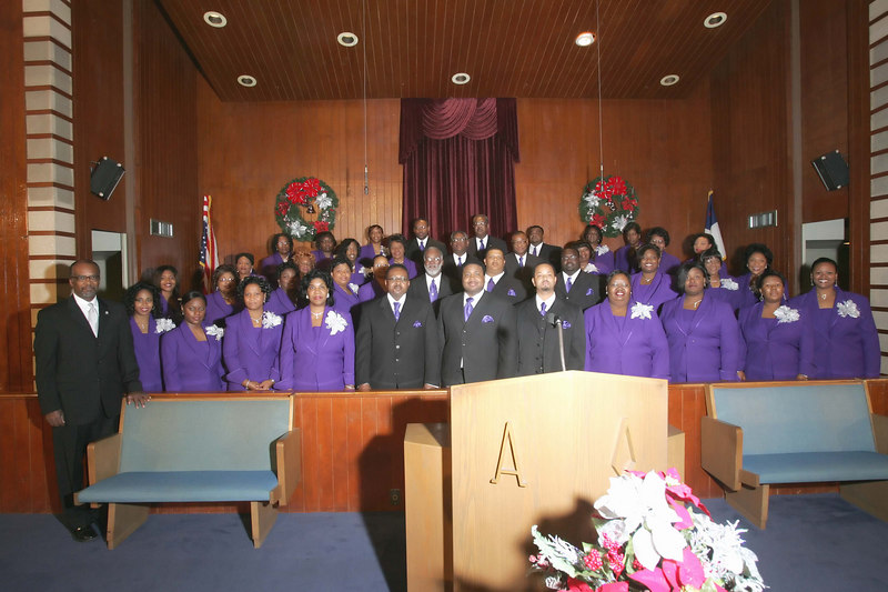 Greater Mount Calvary Baptist Church