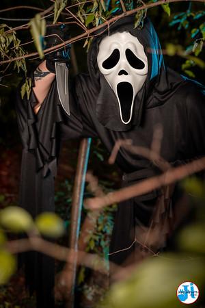 @crimson_quinn_ Scream Cosplay Photoshoot Central Park September 2020