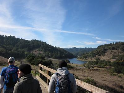 Two Lakes Hike 11.25.2010