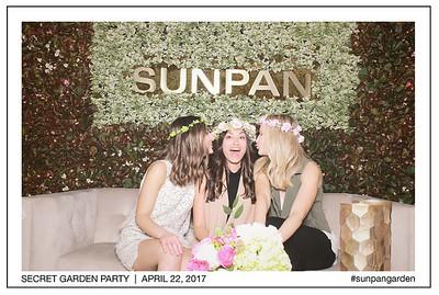 Sunpan Secret Garden Party