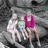 Erin, Meredith & Meghan - Camping Trip 2009