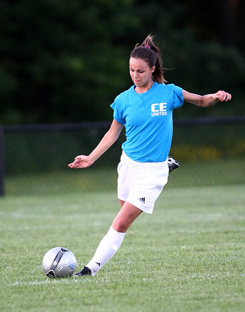 MWSL Soccer: CE United (June 28, 2011)