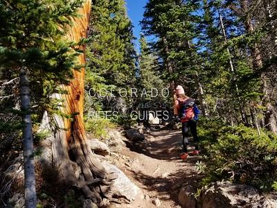 2019 09 19 - 20 Alter Peak Ascents